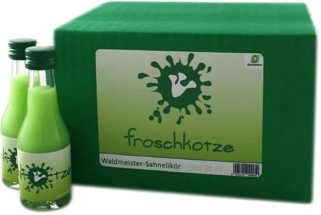 LikörFactory Froschkotze 20 x 0,02l 15%