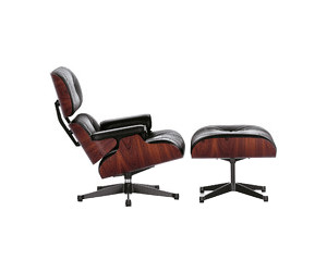 vitra lounge chair ottoman klassische ma e ab preisvergleich bei. Black Bedroom Furniture Sets. Home Design Ideas