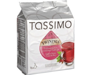 Tassimo Twinings Fruits of the Forest Tea (16 T-discs)