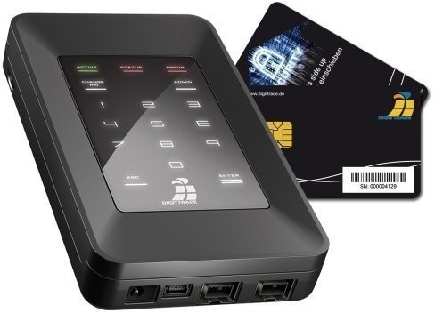 Digittrade High Security HS256S 500 GB