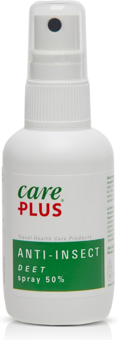Care Plus Deet Anti-Insect Spray 50% (60 ml)