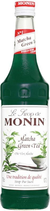 Monin Sirup Matcha Green Tea 0,7l