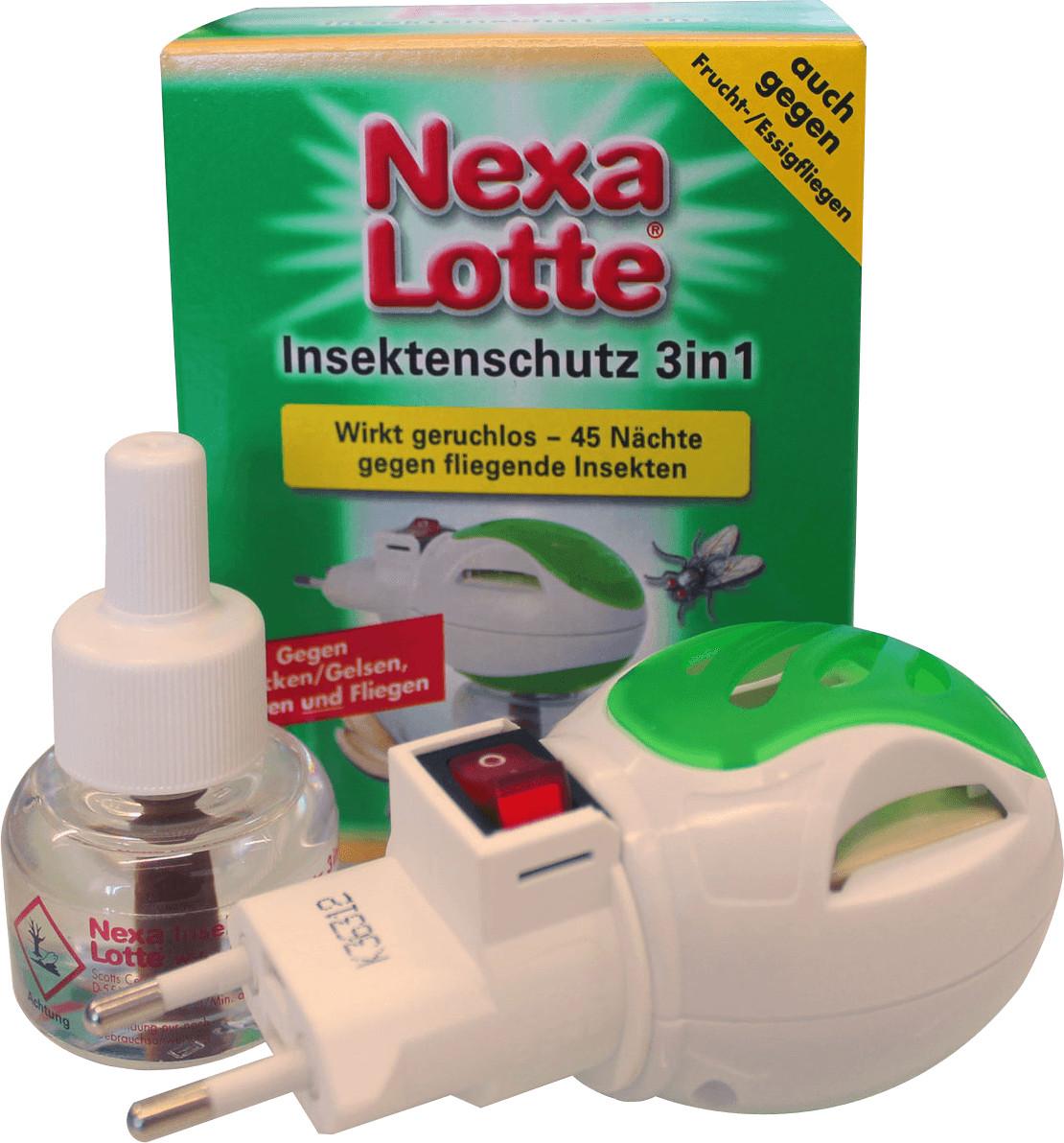 Nexa Lotte Insektenschutz 3in1
