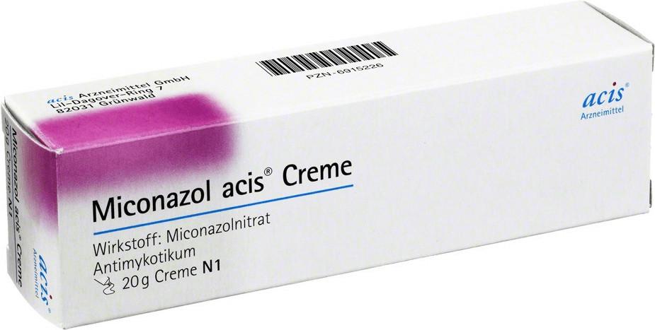 Miconazol Creme (20 g)