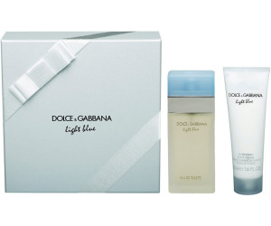 257e3d94 Buy D&G Light Blue Women Set (EdT 25ml + BL 50ml) from £27.99 (Today ...