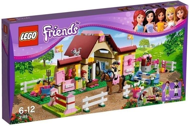 LEGO Friends - El establo de Heartlake City (3189)