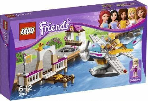 LEGO Friends - Le club d'aviation Heartlake (3063)