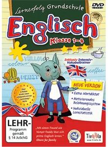 Tivola Lernerfolg Grundschule: Englisch mit Vok...