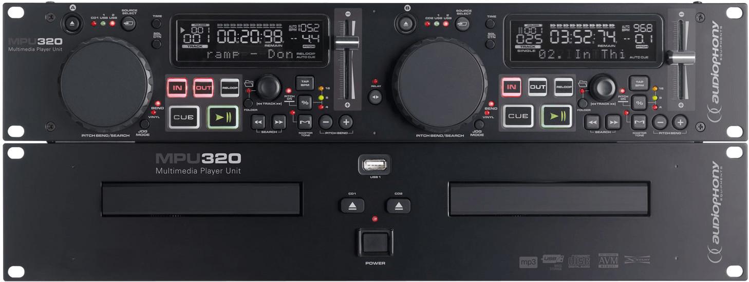 Image of Audiophony MPU-320