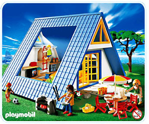 playmobil freizeit ferien ferienhaus 3230 ab 68 90. Black Bedroom Furniture Sets. Home Design Ideas