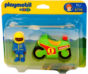 Playmobil 1.2.3 Motor Bike (6719)