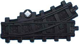 Playmobil Eisenbahn Weiche links (4388)