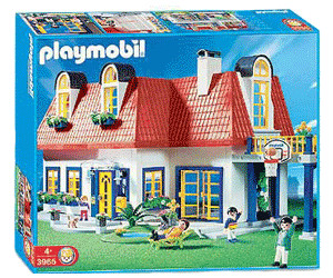 playmobil special einfamilienhaus 3965 ab 275 00. Black Bedroom Furniture Sets. Home Design Ideas