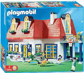 Playmobil Special Einfamilienhaus (3965)