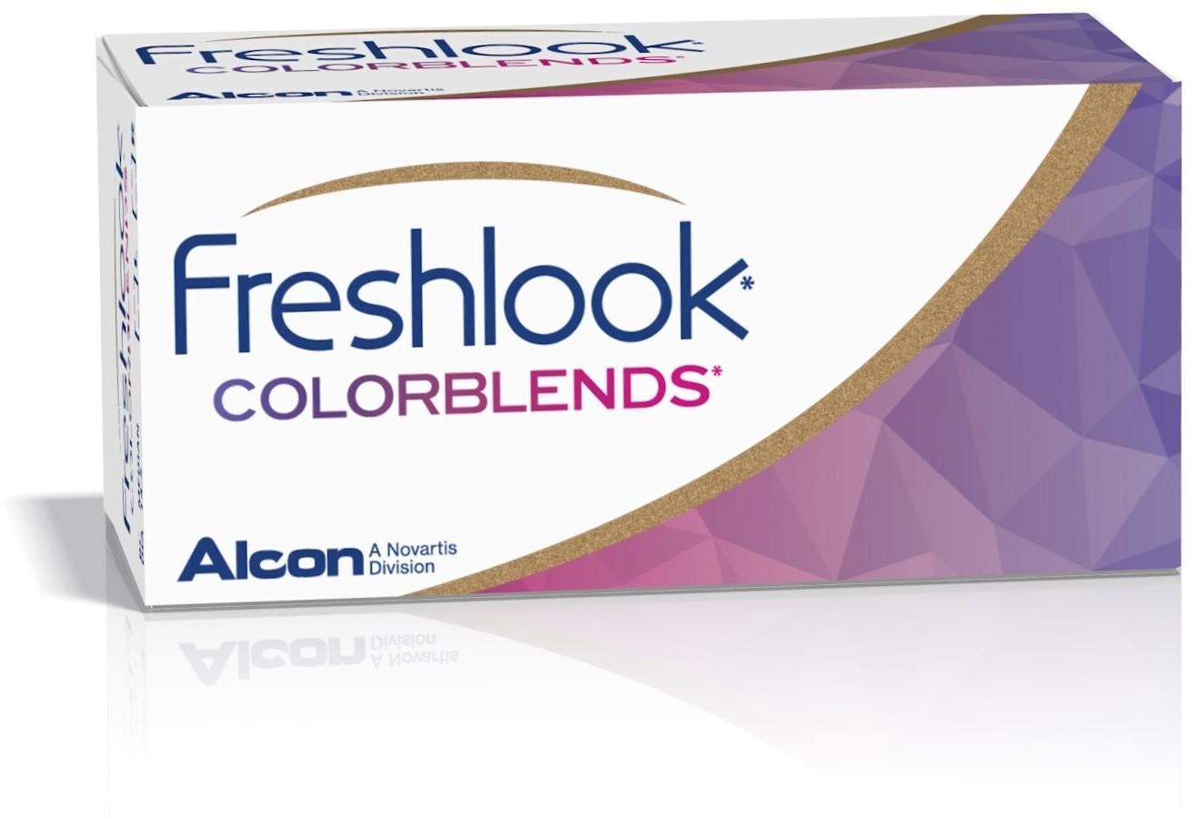 Alcon FreshLook Colorblends Turchese (2 unità)
