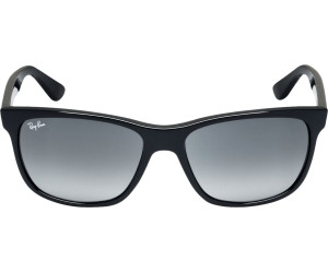 ccc87ab20d1 Buy Ray-Ban RB4181 601 71 (black grey gradient) from £93.36 ...