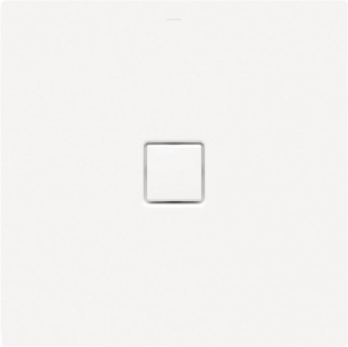 Kaldewei Conoflat 789-2 Rechteck-Duschwanne 120 x 100 cm weiß