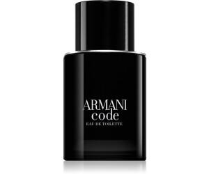 Giorgio Armani Code Homme Eau de Toilette au meilleur prix sur idealo.fr 7f314c62f343