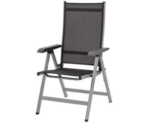 kettler basic plus multipositionssessel silber anthrazit. Black Bedroom Furniture Sets. Home Design Ideas