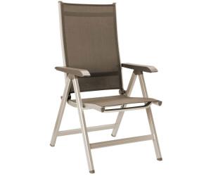 Kettler Chaise pliante BasicPlus au meilleur prix sur idealo.fr