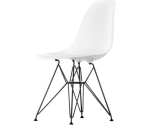 vitra eames plastic side chair dsr wei ab 254 00 preisvergleich bei. Black Bedroom Furniture Sets. Home Design Ideas