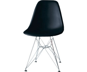 vitra eames plastic side chair dsr basic dark ab 259 00 preisvergleich bei. Black Bedroom Furniture Sets. Home Design Ideas