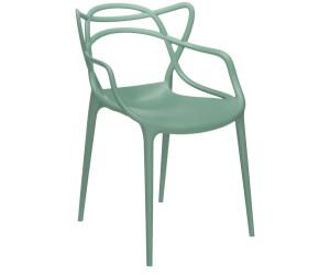 Kartell chaise masters au meilleur prix sur for Econoprix meubles