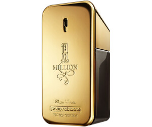 paco rabanne 1 million eau de toilette au meilleur prix sur. Black Bedroom Furniture Sets. Home Design Ideas