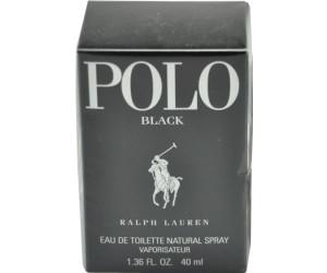 Ralph Lauren Polo Black Eau de Toilette au meilleur prix sur