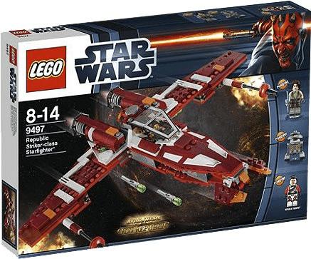 LEGO Star Wars Republic Striker-class Starfighter (9497)
