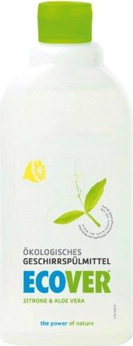 Ecover Geschirrspülmittel Zitrone-Aloe Vera (500 ml)