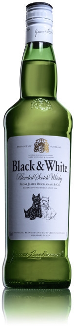 Image of Black & White Choice Old Scotch Whisky 0,7l 40%
