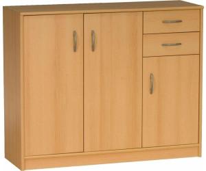 maja 18095531 kommode 1066x870x350mm buche nachbildung ab. Black Bedroom Furniture Sets. Home Design Ideas