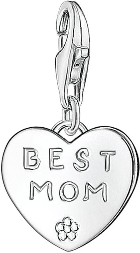 Thomas Sabo Best Mom Mamaherz (0821-001-12)