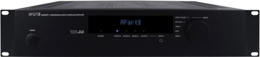 Image of Apart Audio CONCEPT One