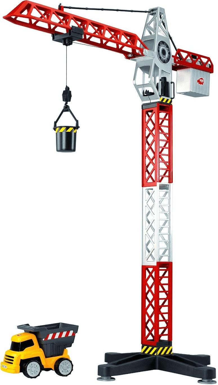 Dickie Building Team Crane Set