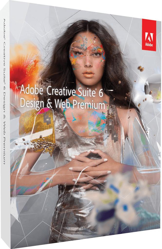 Adobe Creative Suite 6 Design & Web Premium Upg...