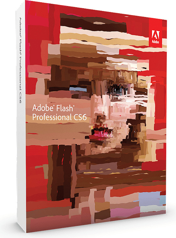 Adobe Flash Professional CS6 (DE) (Mac)