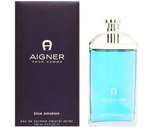 schöne Schuhe Neuankömmling günstig kaufen Aigner Blue Emotion Homme Eau de Toilette ab 17,00 ...
