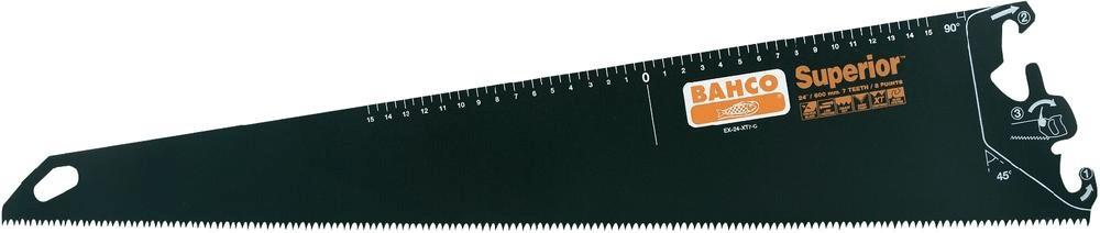 Bahco Fuchsschwanz-Holzsägeblatt 600 mm EX-24-XT7-C