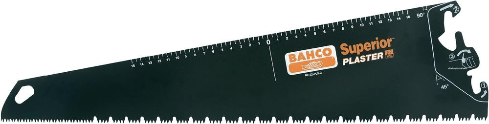 Bahco Sägeblatt für Gipsplatten 550 mm EX-22-PLS-C