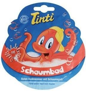 Tinti Schaumbad rot (20 ml)