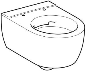 keramag wand wc 204060 ab 180 14 preisvergleich bei. Black Bedroom Furniture Sets. Home Design Ideas