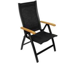 sun garden sun star comfort klappsessel ab 79 00. Black Bedroom Furniture Sets. Home Design Ideas