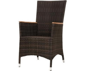 siena garden luzern sessel polyrattan ab 129 95 preisvergleich bei. Black Bedroom Furniture Sets. Home Design Ideas