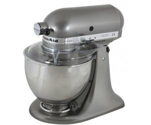 KitchenAid Robot da cucina Artisan argento medaglia (5KSM150PSEMS ...