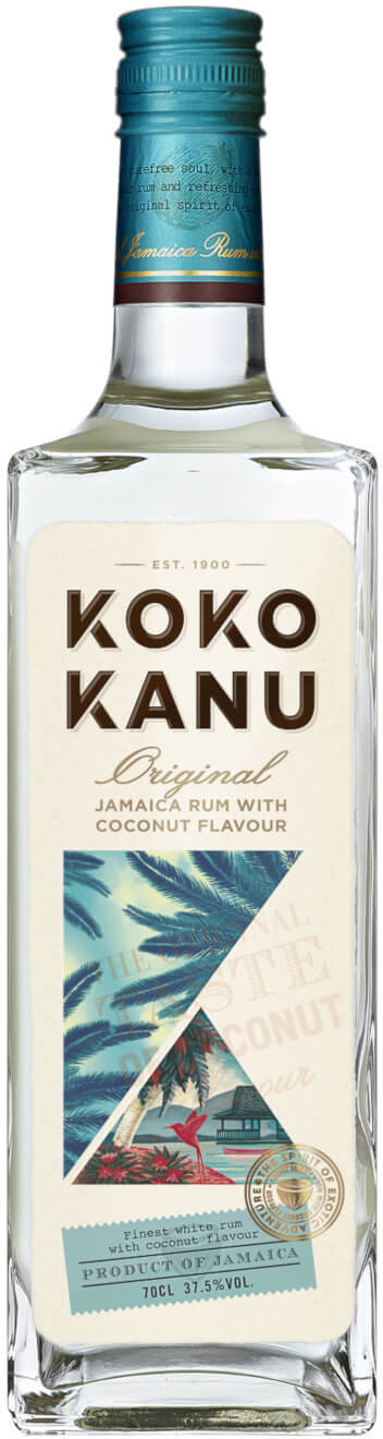 Koko Kanu Coconut Rum 0,7 37,5%