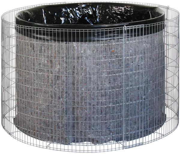 Bellissa Wasserfass 750 Liter