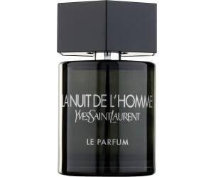 yves saint laurent la nuit de l 39 homme le parfum eau de parfum au meilleur prix sur. Black Bedroom Furniture Sets. Home Design Ideas