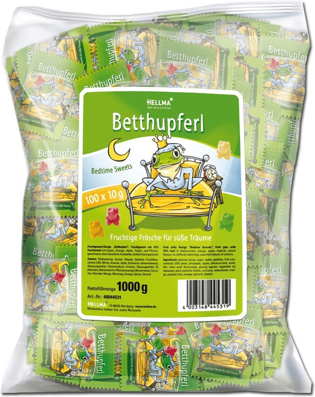 Hellma Betthupferl (100 x 10 g)